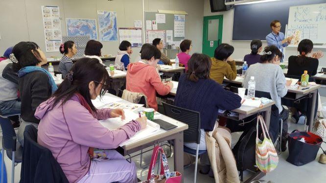 第44回官足法指導員養成講座を開催しました。